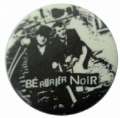 Berurier Noir - 'Train Tracks' Button Badge